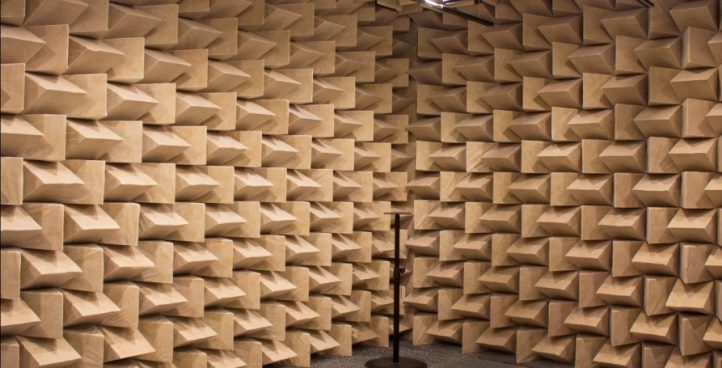 Cámaras acústicas